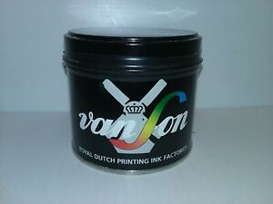 Vanson Royal Dutch Printing Ink 466 Cml oil Base Plus 1 Lb Can Nnb