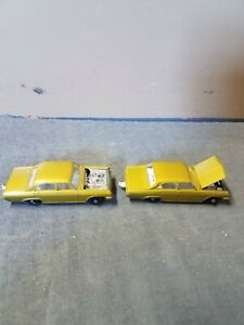 OLD Vintage Matchbox Car Opel Diplomat Made In England