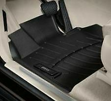 Genuine Oem Bmw X5 2014 2018 Front Black All Weather Floor Liners