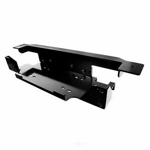 Rugged Ridge 11543 15 Winch Mounting Kit For 13 18 Jeep Wrangler Jk With Factory