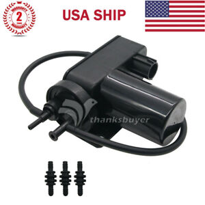 904 214 Electric Vacuum Pump For Ford Diesel Hvac 4wd Ship From Usa