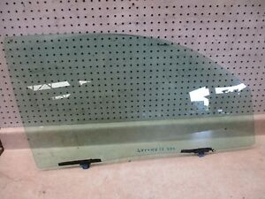 2005 2014 Toyota Tacoma Right Rh Passenger Front Glass Movable Window Oem