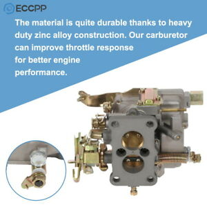 Carby Carburetor For Toy 250 Replacement Para 1986 1988 Suzuki Samurai Assembled