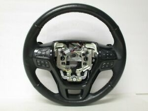 Ford Explorer Steering Wheel Black 16 18