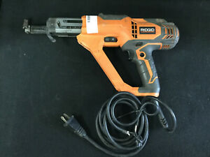 Ridgid R6791 Drywall Deck Collated Screwdriver