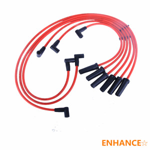 Spark Plug Wire Ignition Cable Set Leads For Buick Chevrolet Pontiac 99 09 3 8l