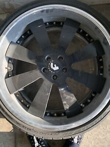 22 Inch Forgiato Wheels And Tires