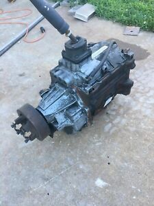 Chevy Nv4500 5 Speed Transmission