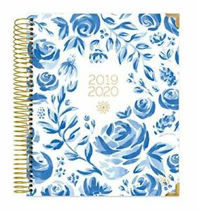 Bloom Daily Planners 2019 2020 Hardcover Academic Year Vision Planner 7 5 X 9