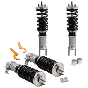 Coilovers Kit For Honda Civic 92 95 Integra Dc Db 94 01 Adj Damper Shocks