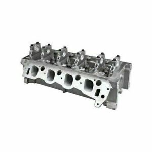 Trickflow Twisted Wedge Ford 4 6l 5 4l Race 195cc Cnc Ported Cylinder Head 44cc