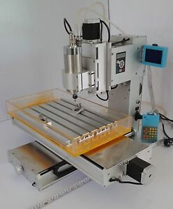 5 Axis 3040 2 2kw Cnc Table Column Type Engraving Marking Machine Printer 110v