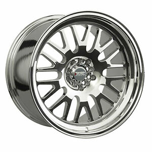Xxr 531 19x11 5 4 5 5 120 15 Offset 73 1mm Bore Platinum Wheel Rim