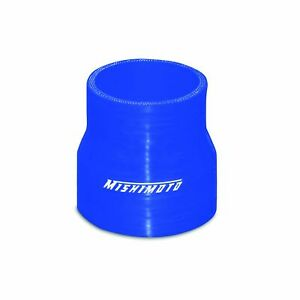 Mishimoto Mmcp 22525bl Mishimoto 2 25 To 2 5 Silicone Transition Coupler Blue