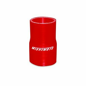 Mishimoto Mmcp 20225rd Mishimoto 2 0 To 2 25 Silicone Transition Coupler Red