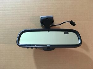Saab 9 5 Rear View Mirror Compass Home Link