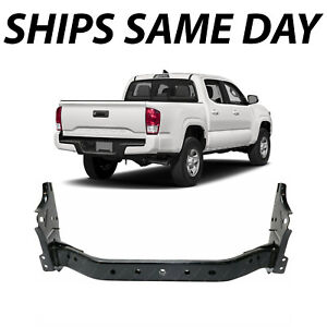 New Steel Rear Bumper Reinforcement Bar For 2016 2019 Toyota Tacoma Pickup 16 19