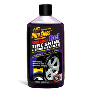 Hs 29 925 Gel Protectant Tire Shine Trim Detailer Ultra Gloss 16oz Pack 12