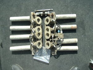 Hilborn Fuel Injection System Buick Olds 215 Vintage Split Rail With Stacks