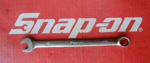 Snap On Tools 1 2 Standard Length 12 Pt Combination Wrench Oex16b Ships Free