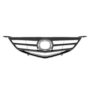 Front Grille Fits 2004 2006 Mazda 3 104 59302 Nsf