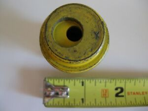1980 S 90 S Gm Used Wire Hub Cap Locking Nut Yellow Code Cadillac Buick Olds