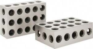 Value Collection 0 0003 Squareness Per Inch Hardened Steel 2 4 6 Block With
