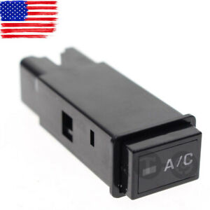 Car A C System Switch Button Push Press For Toyota Tacoma 1995 2000 2911017