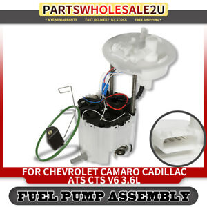 E4063m Fuel Pump Assembly For Cadillac Ats Cts Chevy Camaro 2013 2018 2 0l 3 6l