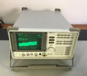 Hp Agilent 8563a Spectrum Analyzer 9 Khz To 26 9 Ghz Calibrated