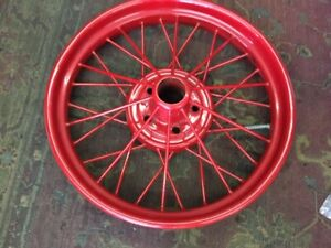 Model T Ford 1927 Wire Wheel Good Original