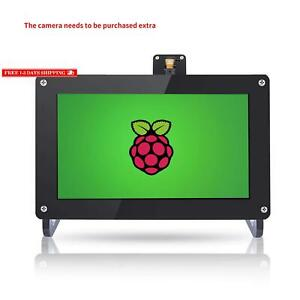 Raspberry Pi 7 Inch Monitor Hdmi Sunfounder 7 1024 600 Hd Lcd Display Screen