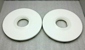 Tel Tokyo Electron A75 W850 Ring Insert Shields Rings Lot Of 2