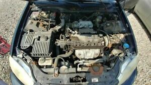 Engine 1 6l Sohc Gasoline Vtec Vin 8 6th Digit Fits 96 98 Civic 74253