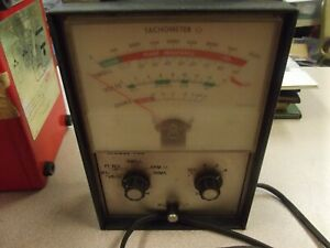 Vintage Peerless Portable Engine Analyzer Model 460