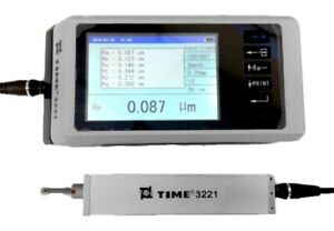 inch m Surface Roughness Tester Gauge Profilometer Time3221 W Detached Stylus