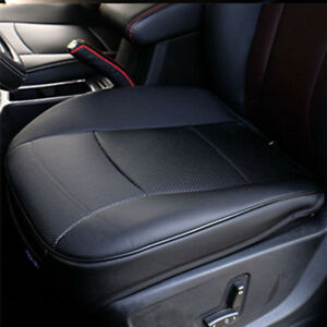 1pc Luxury Pu Leather 3d Full Surround Car Seat Protector Seat Cover Accessories Fits 2004 Saturn Ion