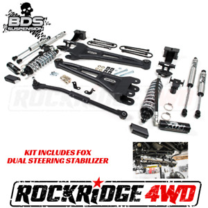 Bds 2 5 Coil over Radius Arm Lift 2017 2019 Ford F250 F350 Superduty Dual Fox
