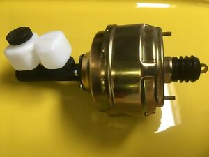 Detomaso Pantera 71 89 Parts Brake Booster W Brake Master Cylinder Set New
