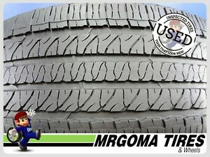 1 Goodyear Fortera Hl 265 50 20 Used Tire 70 Left No Patch Mercedes 2655020