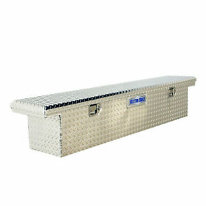 New Truck Tool Box Organizer Diamond Plate For Bed Of Accessories Avoid Rusting