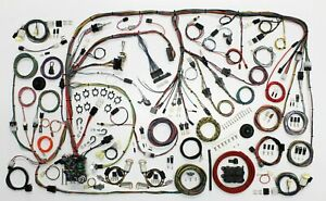 1980 86 Ford Bronco Classic Update American Autowire Wiring Harness Kit 510724