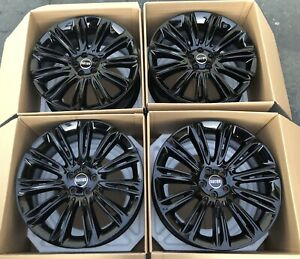 22 Range Rover Autobiography Hse Sv Supercharged Original Factory Oem Rims Tire