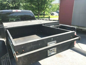Truck Bed Storage System Sliding Truck Bed Tool Box Fits All Models 6 6 Bed