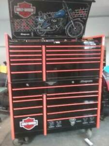 Snap On Tool Box Set Krl Series Anniversary Harley Davidson Edition