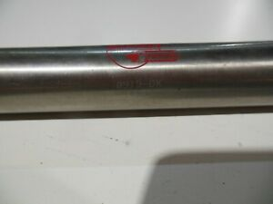Bimba 0919 dx Pneumatic Cylinder For Auto Screen Printing Press