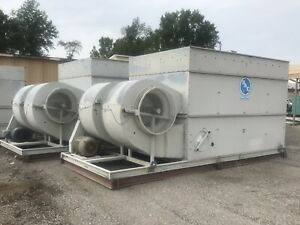 Baltimore Air Coil Bac Baltibond Counter Flow Cooling Tower Vtl 272 p 272 Ton