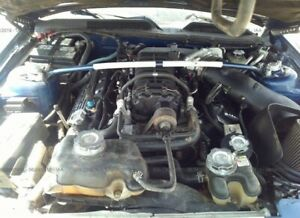 Ford Mustang Shelby Gt500 Engine W 6spd Trans 5 4 Supercharged 31k Mil Warranty