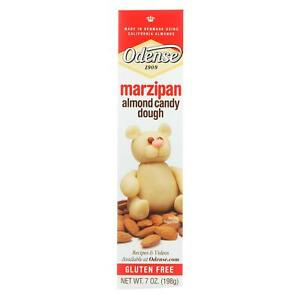 Odense Marzipan Roll Almond Case Of 12 7 Oz