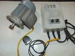Nord Gear Dc Electric Motor 7 8 Shaft Pedal Variable Speed Gearmotor